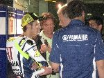 Interview with Rossi