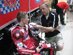 Matthew Birt of MCN interviews Danny Webb. Danny will be one of our guests at Silverstone.
