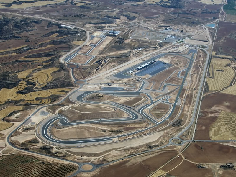 Motorland circuit