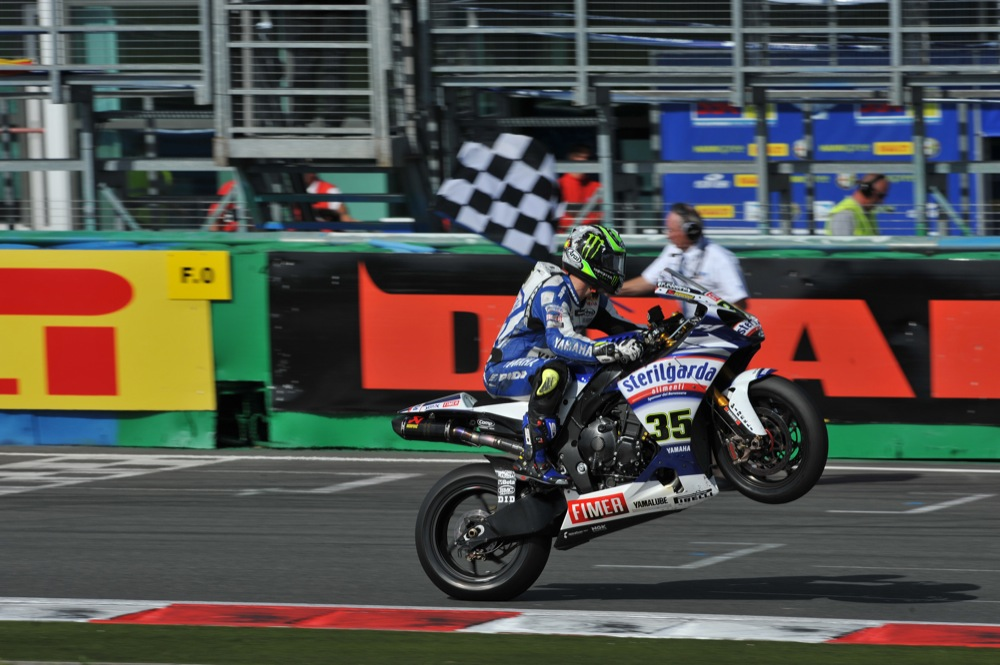 Crutchlow at Magny Cours