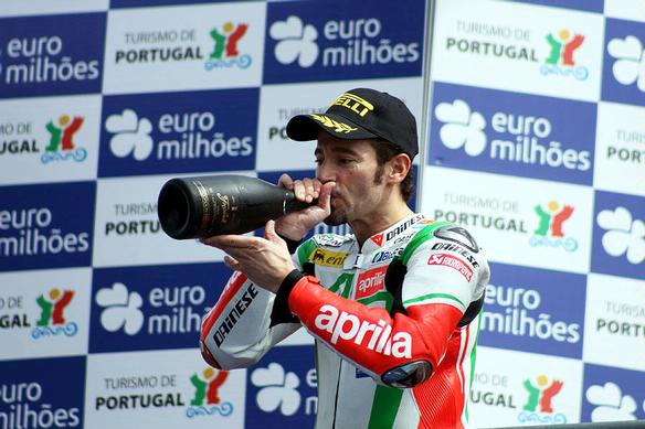 Max Biaggi gets Portimao double win!