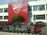 We visit the Ducati factory