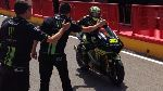 Crutchlow welcomed to Parc Femme with his 3rd place victory