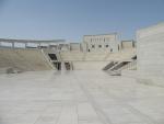 The amazing ampitheatre at the Katara Cultural village