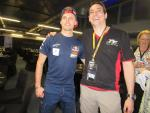 One of several guest riders: Brad Binder
