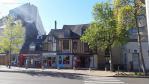 Medieval city of Le Mans
