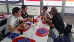 Lunch at Pole Position Club