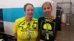 Our Pole Position Club Platinum members prepare to attend the Moto2 start grid