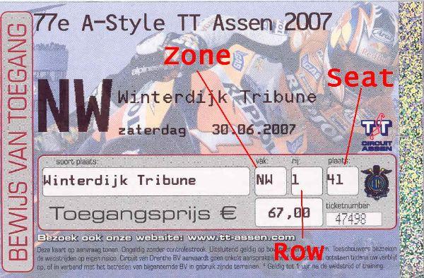 tickets motogp silverstone Photo