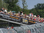 Our grandstand at Brno