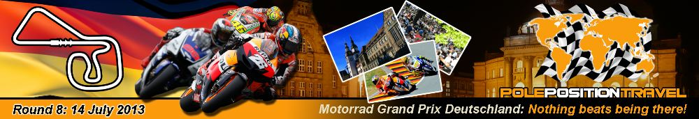 Motorrad Grand Prix Deutschland 2013