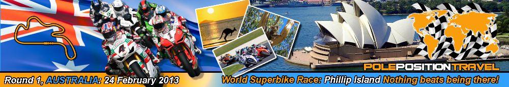 WSBK Australia 2013