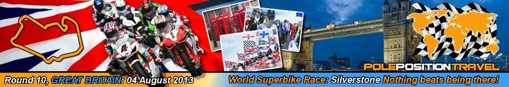 WSBK Silverstone 2013