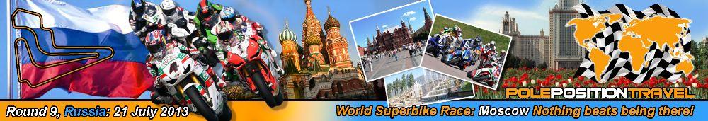 WSBK Russia 2013