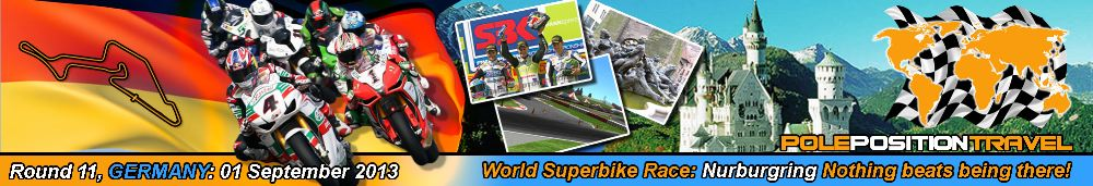 WSBK Nurburgring 2013 