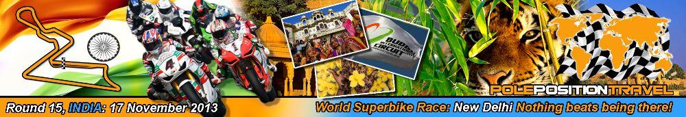 WSBK India 2013