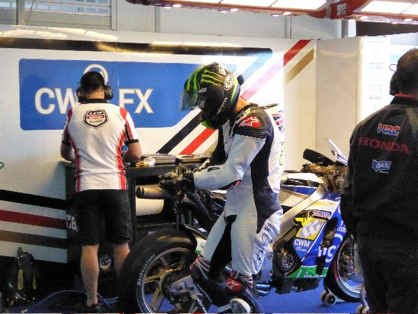 LCR Honda MotoGP Experience Europe