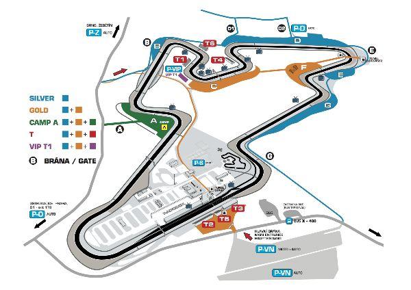 Brno MotoGP Tickets