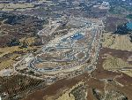 Aerial view of Motorland